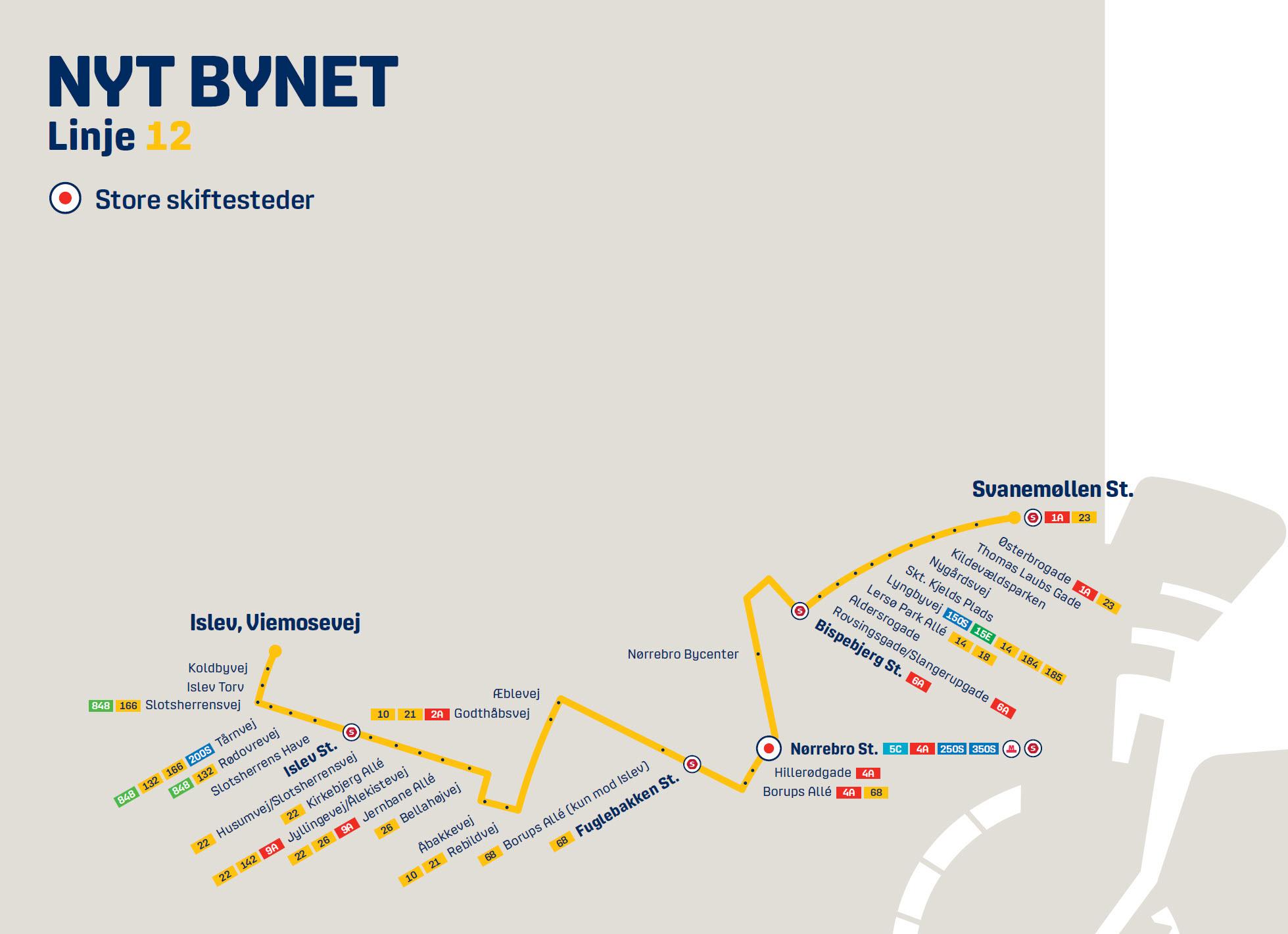 bus 9a køreplan
